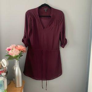 Streetwear Society Long Sleeve Dress Size M